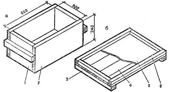 чертежи формы для изготовления бочонков толстолобика